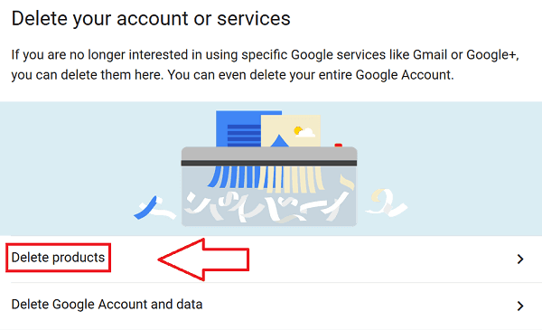 Remove Gmail Account Permanently