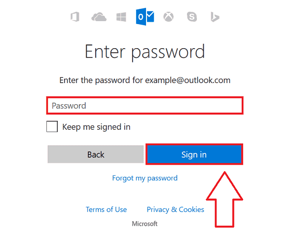 Outlook Login Outlook Sign In Home Page