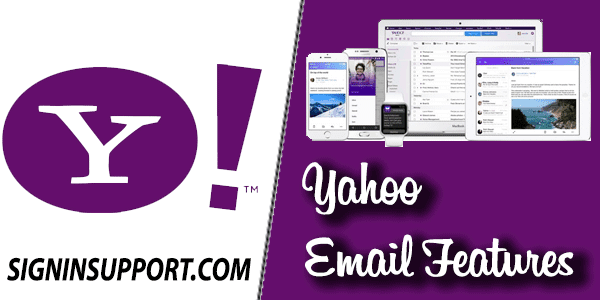 Yahoo Email Features