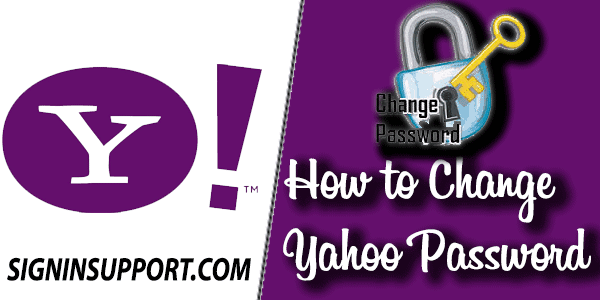 Change Yahoo Password 2017