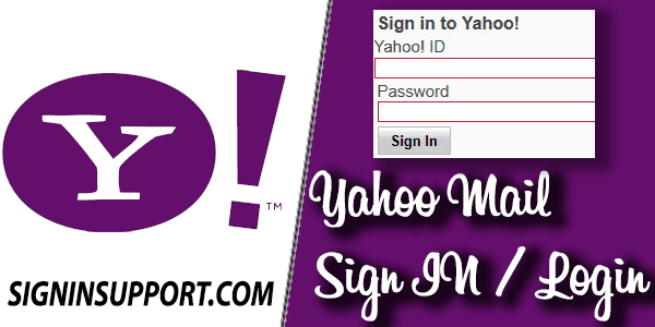 Yahoo Mail Sign In : Yahoo Mail Login