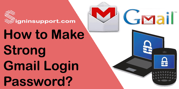 Gmail Login Password