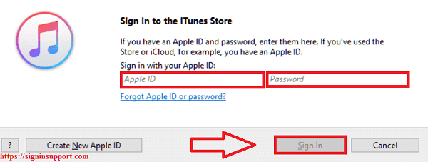 iTunes Login | Sign into iTunes Account
