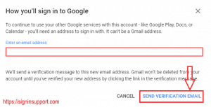 permanent delete gmail account