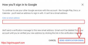 permanent delete gmail account