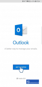 Hotmail sign in from mobile