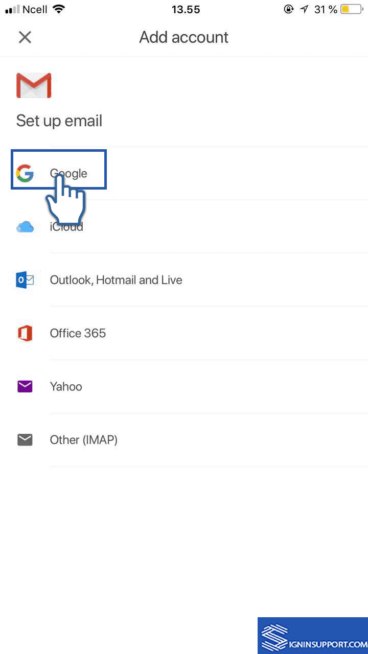 Gmail New Account Sign in : Gmail login different user