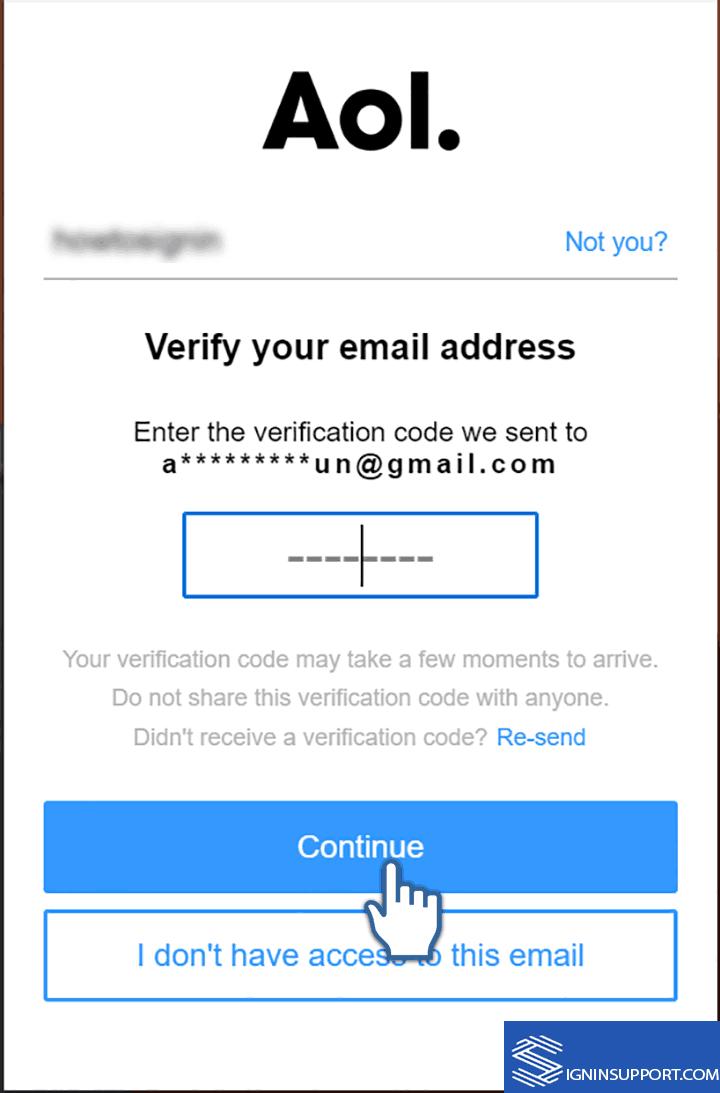 Change AOL password | Reset Password AOL Mail